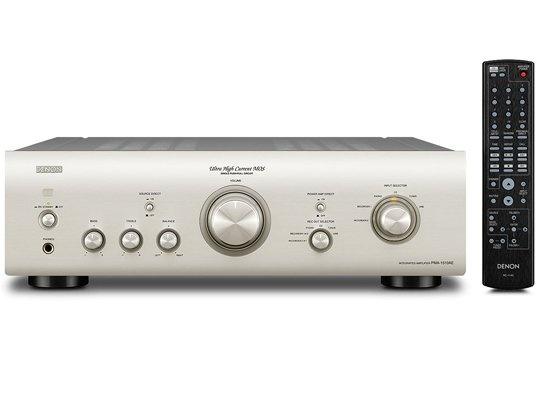 Ampli hifi stéréo DENON PMA-1510AE Silver Premium