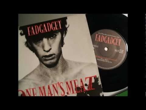 ::: FAD GADGET \\ LADY SHAVE :: www.musicfordriving.com