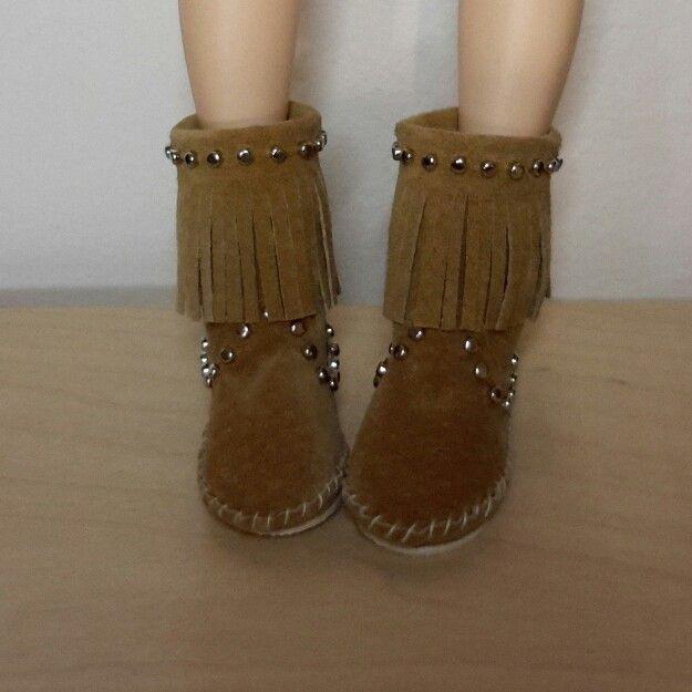 #Indianini #boots #Minifee #msd #bjd #doll #suede #nonpossoviveresenzaindianini #madeinitaly #artigianatoitaliano #style4bjd