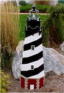 Cape Hatteras Lawn Lighthouse Plans