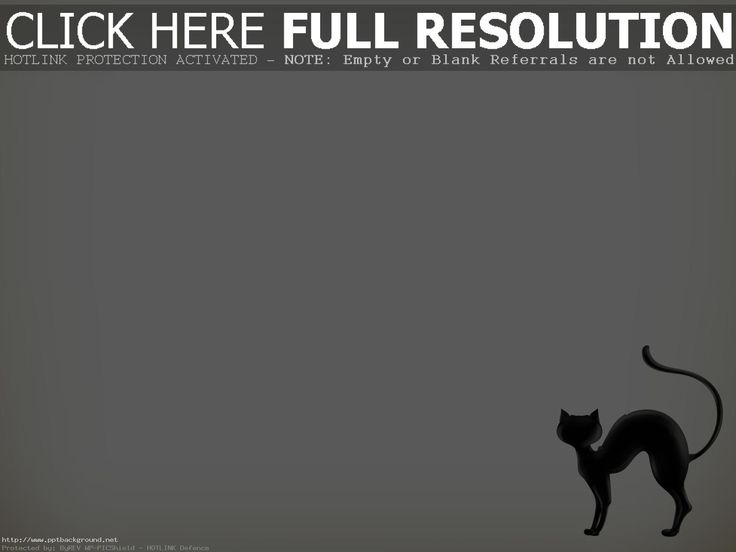 Black Cat Backgrounds for Powerpoint Templates - http://www.pptbackground.net/powerpoint-templates/black-cat-backgrounds-for-powerpoint-templates/