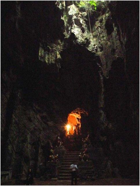 Cave Temples in Koh Phangan