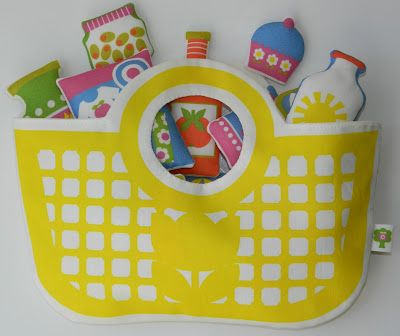 Fantastic Alice Apples Mini-mart shopping bag.