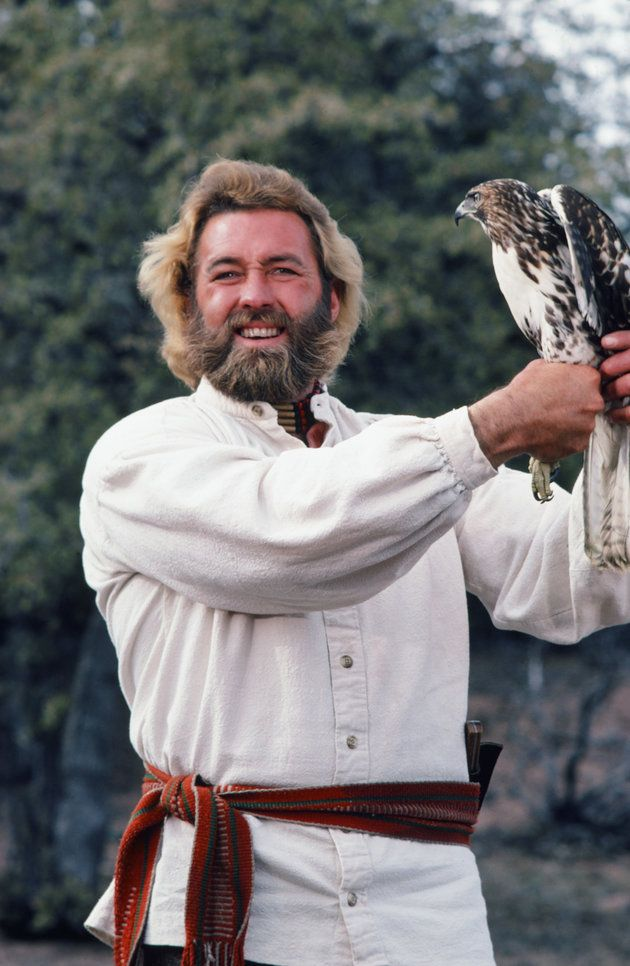 'Grizzly Adams' Star Dan Haggerty Dead At 74 After Cancer Battle