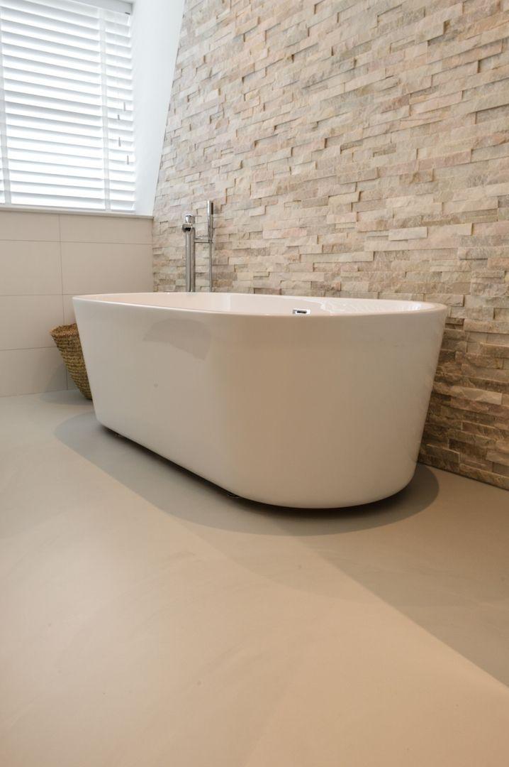 Gietvloer Voor Badkamer Nieuw 3 Ideen Voor Een Gietvloer In De Badkamer Solo
