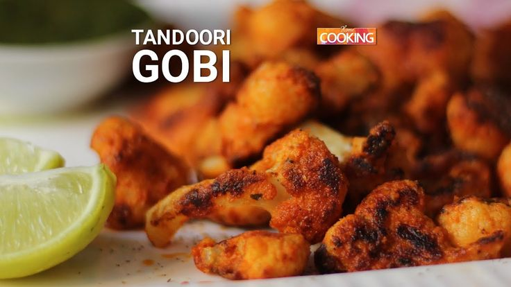 Tandoori Gobi | Pan Fry | Ventuno Home Cooking
