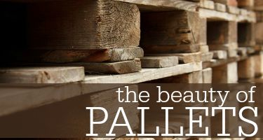 The Diva of DIY demonstrates how simple it is to create your very own DIY Pallet Table. Whether you are looking for a coffee, end or dining room pallet table it's simple and inexpensive.