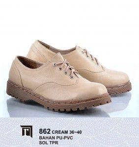 Jual Sepatu Boots Wanita Keren Murah Online warna Putih