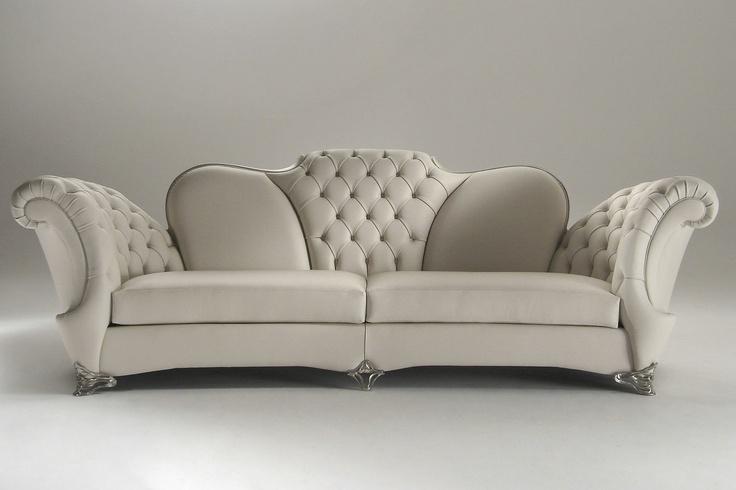 divano in stile FLORINDO Mantellassi 1926