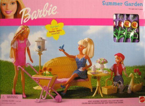 barbie mattel games
