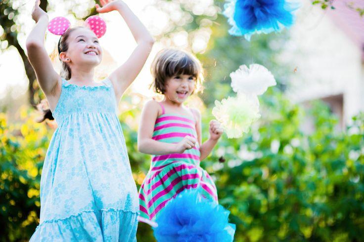 #kidssession #happy #pompons #happysession