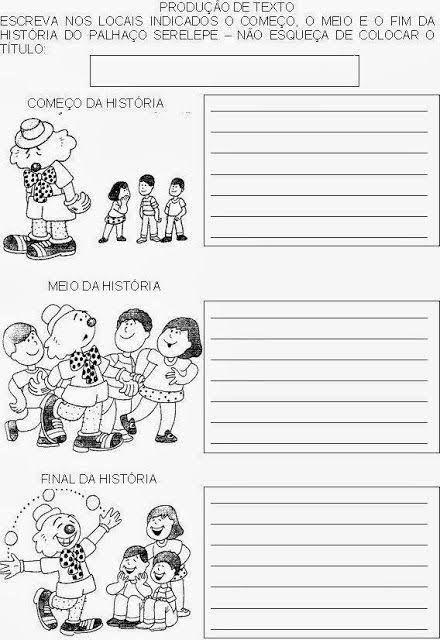 Atividade Pedagógica 3ano