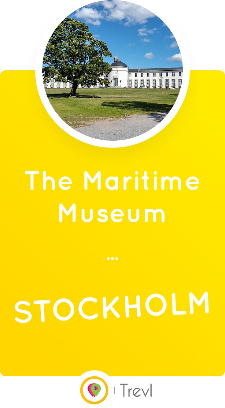 Explore the unique home of The Maritime Museum in Stockholm, Sweden.