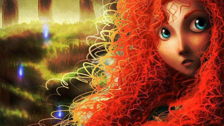 Brave Movie merida  | Merida Brave Movies HD Widescreen Wallpapers | HD Wallpapers Source