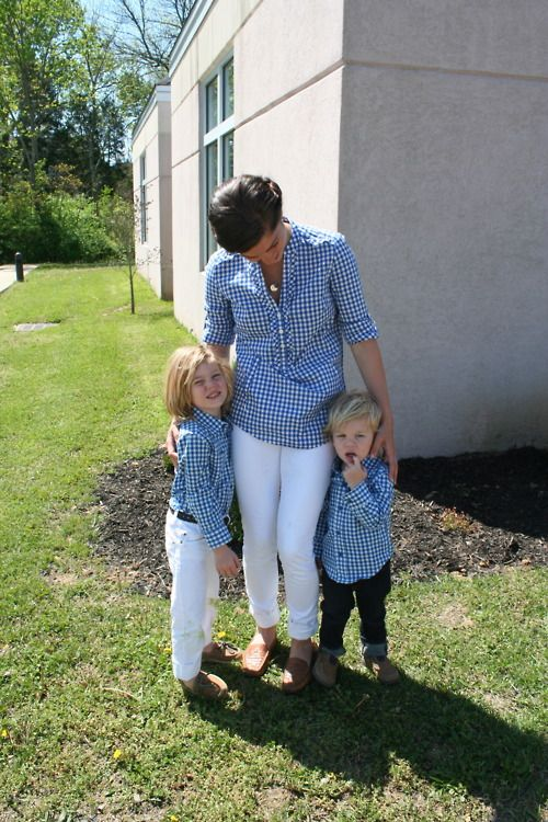 39 best images about moms' and sons' matching clothes on