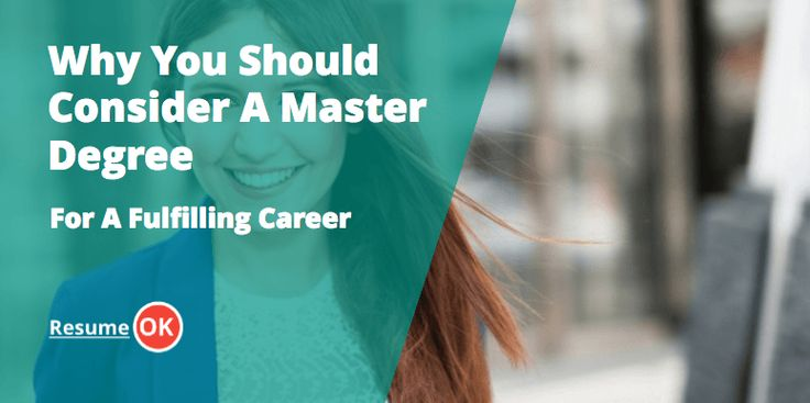 Read how a master degree can help and fulfill your career. Only 8% o f Americans…