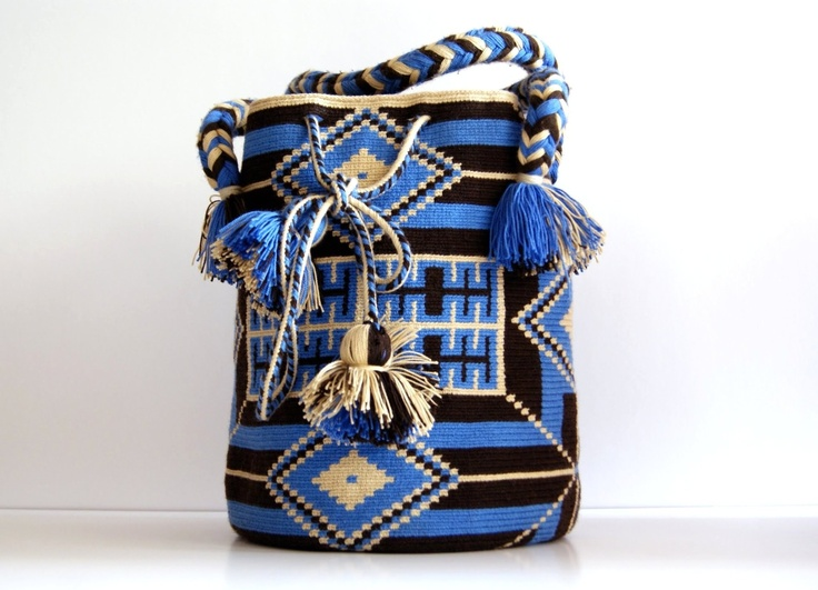 Fashion Handcrafted by Artisans Wayuu Bags