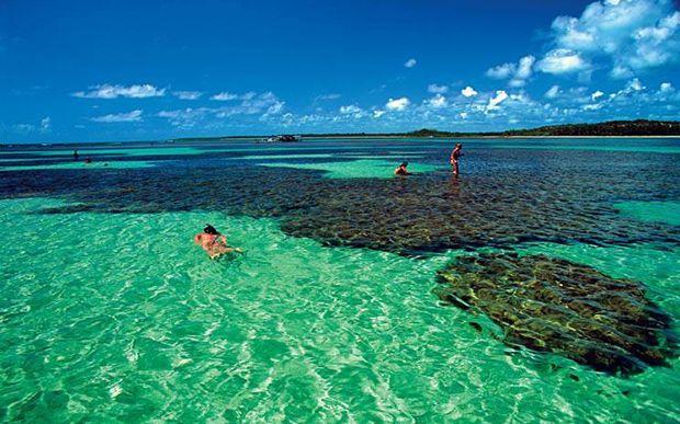 7 praias paradisíacas brasileiras que você precisa conhecer - Voce - CAPRICHO