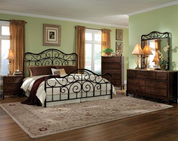 santa cruz bedroom set for the home pinterest