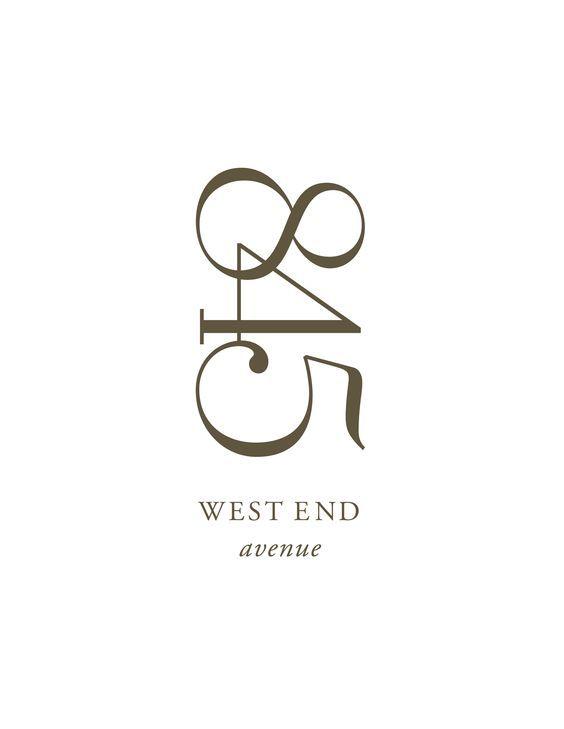 845 West End Avenue - Logo