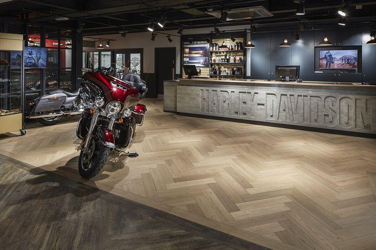 Havwoods bespoke in Harley-Davidson