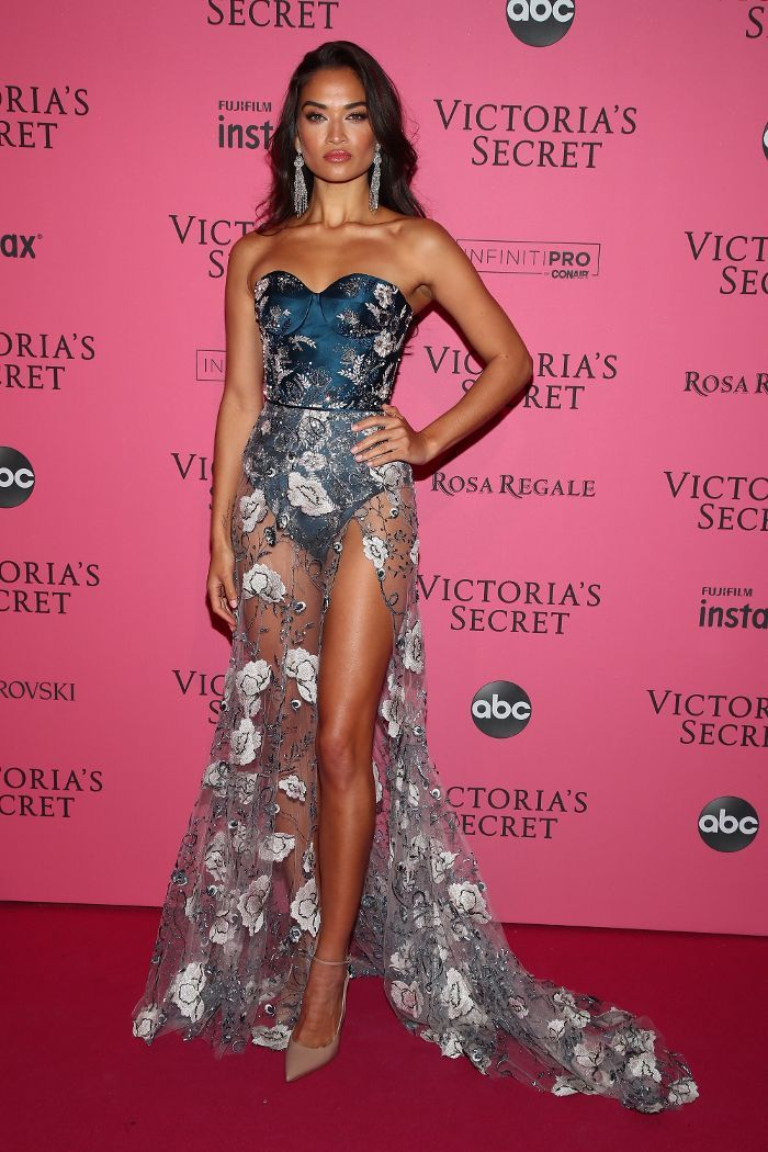 16042a3fb95 The Best After-Party Looks From the Victoria s Secret Fashion Show ...
