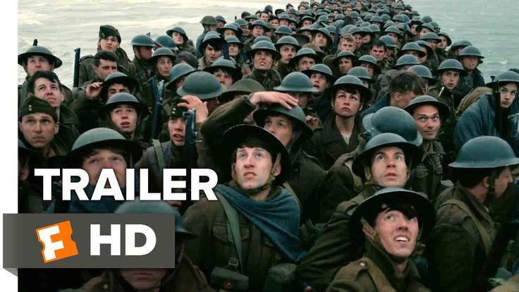 Dunkirk Official Announcement Trailer (2017) -  Christopher Nolan Movie - https://www.best-art.xyz/dunkirk-official-announcement-trailer-2017-christopher-nolan-movie/