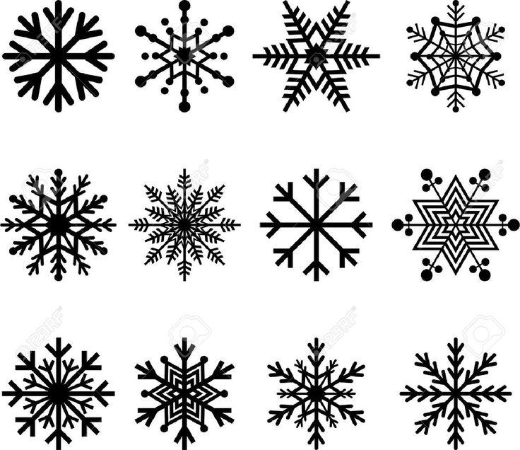Favori Plus de 25 idées uniques dans la catégorie Flocons de neige  OQ02