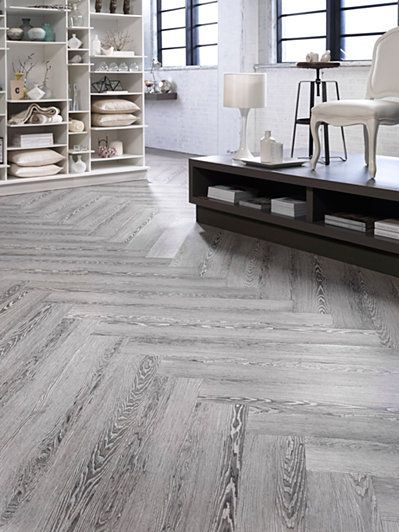 Morikato C0016 Glue Down LVT Commercial Flooring | Mohawk Group  chevron/herringbone