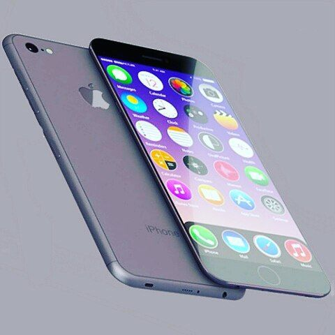 Apple IPhone 7 Top 10 Concept Design With Curved Display IPhone7