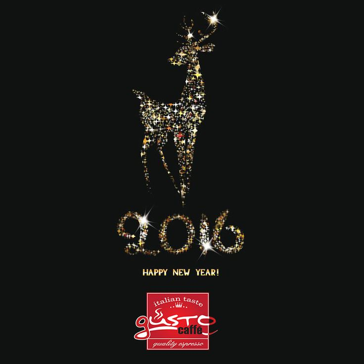 Happy new gear 2016 by Gusto Team
