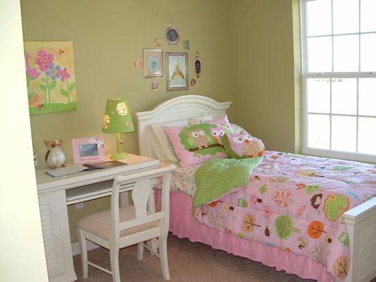 Little kids will love their rooms! #myKCHdreamhome
