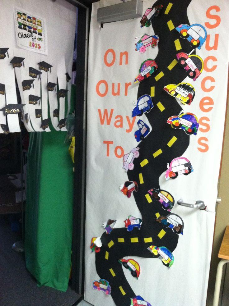 Classroom Door Decoration For Preschool ~ Best images about bullentin boards or door decorations