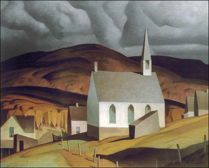 A. J. Casson Northern Church
