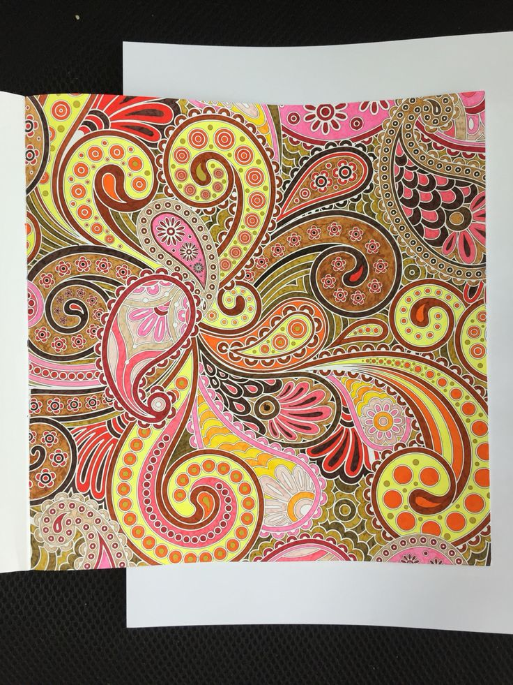 Bollywood Coloring Book Assorted Markers FAIL