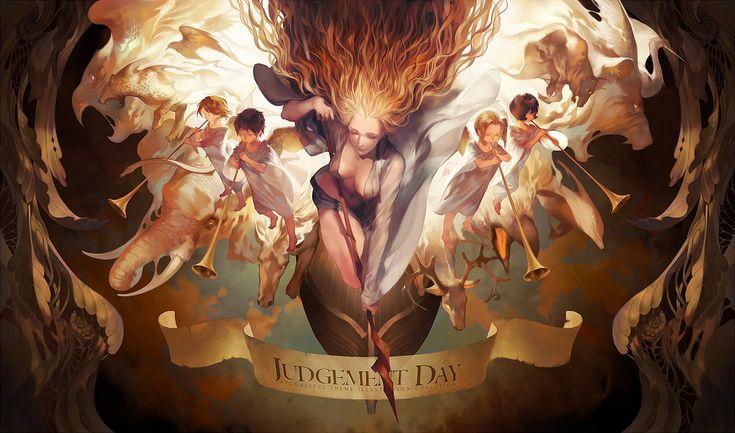 [过程截图附]Judgement Day