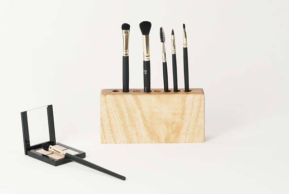 Best 25+ Wooden Makeup Organizer Ideas On Pinterest
