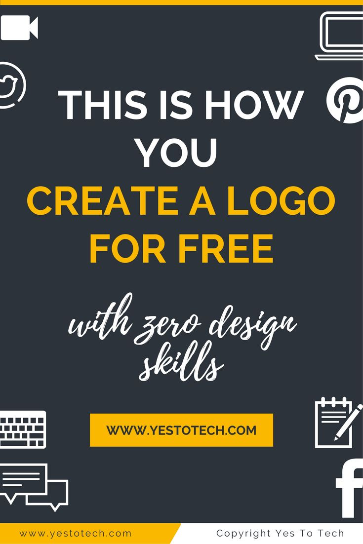 How To Create A Logo For Free - Even If You Don't Know Design. Hiring a professional designer to create a logo for you may be out of question when you are an entrepreneur or a small business owner who is just starting out. What if I told you that it is possible to create a logo yourself, for free, even if you don't know anything about design? Sound too good to be true? Click here to discover how you can create a logo for free with zero design skills