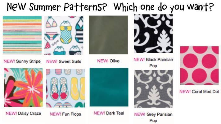 New summer prints.  www.mythirtyone.com/236825