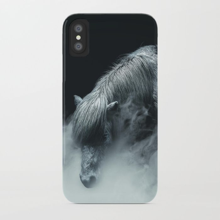 Things change iPhone Case by HappyMelvin. #horse #photography #fineart #phonecase