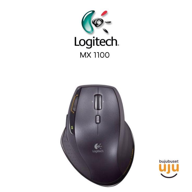 Logitech MX™1100 Cordless Laser Mouse  795.000