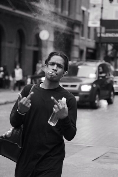 17 best ideas about asap mob on pinterest asap rapper for Asap ferg face tattoo