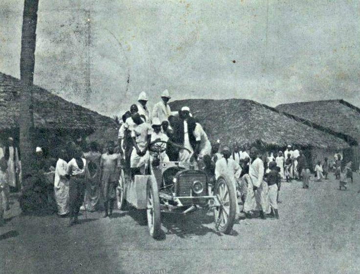 A View, German East Africa (Tanganyika) 1908