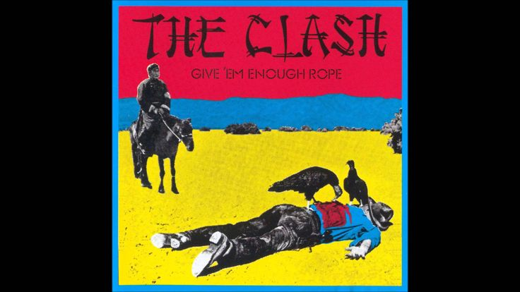The Clash-Tommy Gun