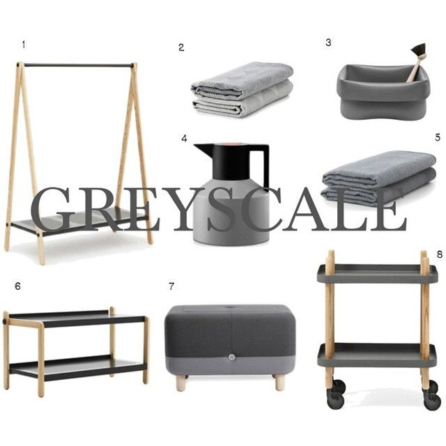 We ❤️ @normanncph! Check out this gorgeous collection of their products on our site now! #grey #scandinaviandesign #scandinavian #interior #interiors #interiordesign #home #homedecor #interior #NormannCopenhagen #instahome #indpiration #greyscale
