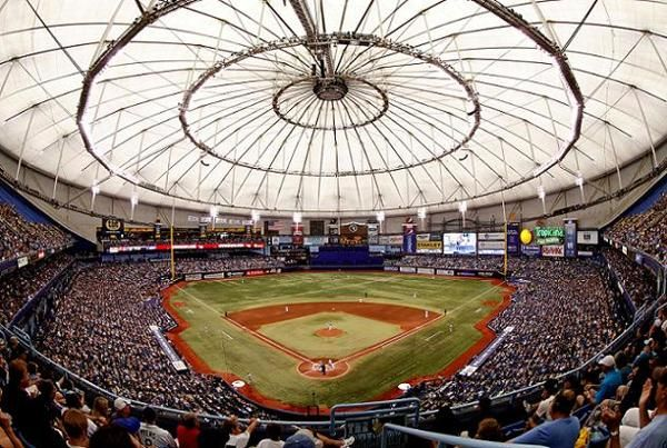 The agreement would have allowed the Rays to search for stadium sites in Pinellas and Hillsborough counties.