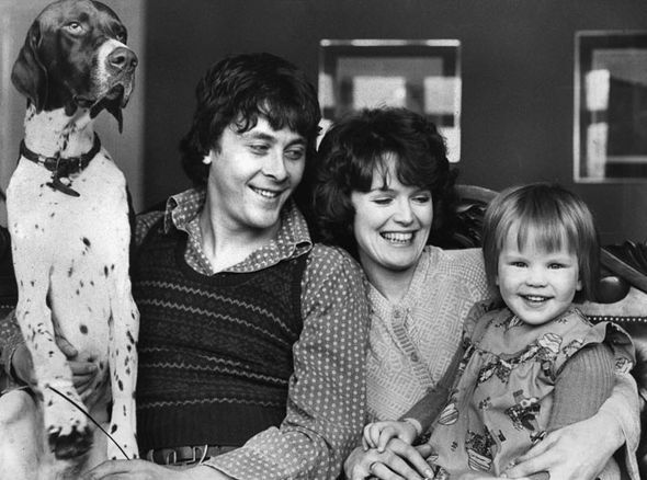 kate beckinsale, richard beckinsale, porridge, rising damp, memorial