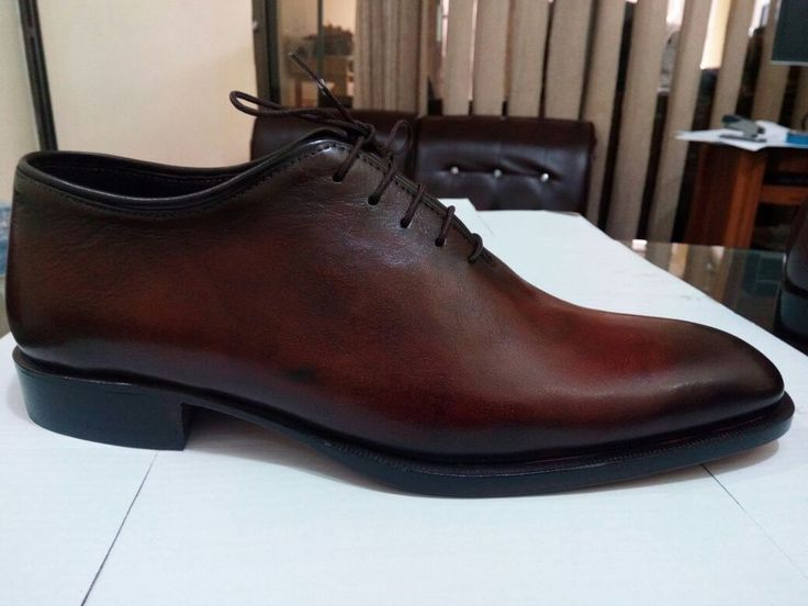 Handmade Mens dress leather shoes, Men brown formal leather shoes, Mens shoes #Handmade #Oxfords #Formal
