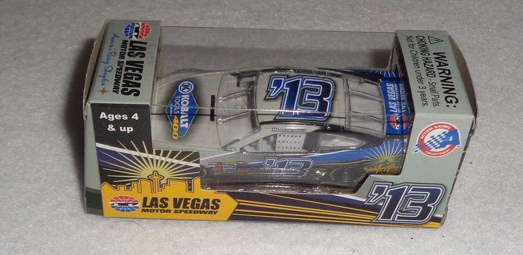 NASCAR Las Vegas Motor Speedway '13 Kobalt  400 1:64 Die-Cast Track car #Action