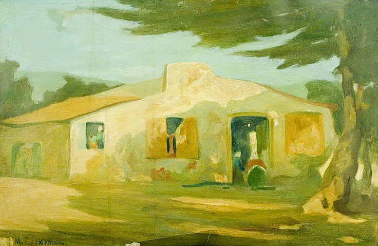 .:.  Michail Oikonomou [1888-1933]  Οικονόμου Μιχάλης-Καισαριανή